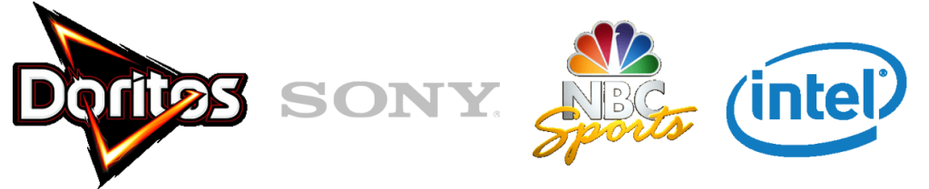 Major Brands Logos